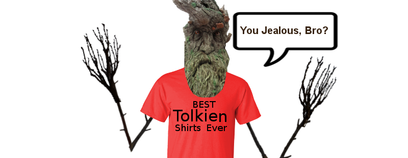 Best Tolkien T Shirts Ever